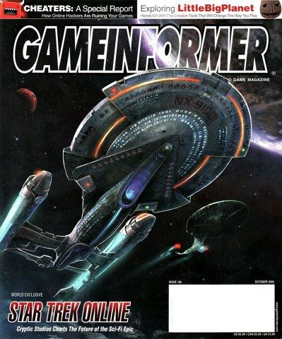 Game Informer Issue 186 October 2008