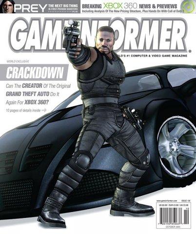 Game Informer Issue 150 October 2005