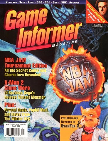 Game Informer Issue 023 March 1995
