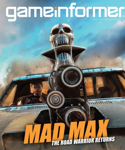 Game Informer Issue 264 April 2015