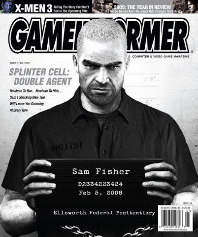 Game Informer Issue 153 January 2006