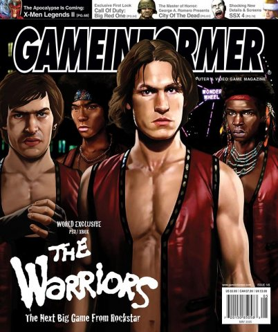 Game Informer Issue 145 May 2005