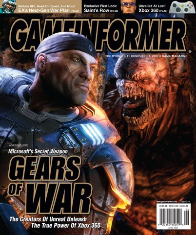 Game Informer Issue 146 June 2005