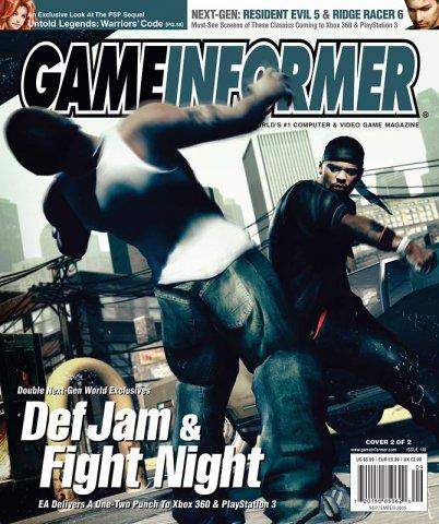 Game Informer Issue 149a September 2005