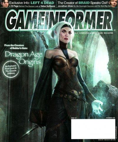 Game Informer Issue 187 November 2008