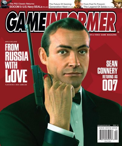 Game Informer Issue 144 April 2005