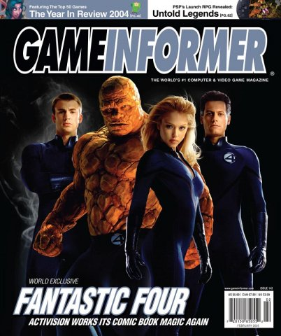 Game Informer Issue 142 February 2005