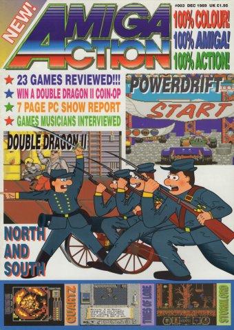 Amiga Action 003 (December 1989)
