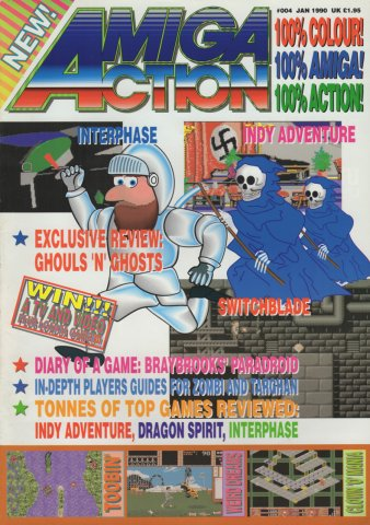 Amiga Action 004 (January 1990)