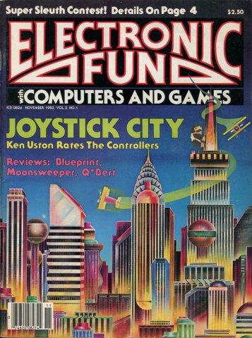 Electronic Fun 013 November 1983