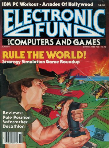 Electronic Fun 012 October 1983
