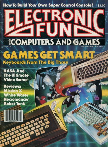 Electronic Fun 011 September 1983