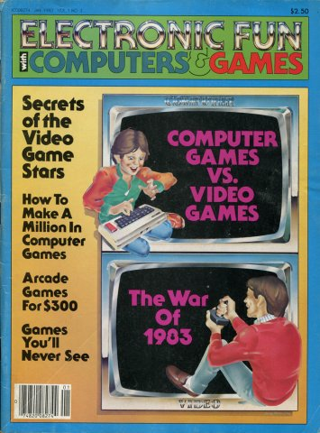 Electronic Fun 003 January 1983