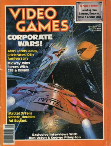 Video Games Issue 03 (December 1982)