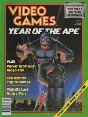 Video Games Issue 04 (January 1983)