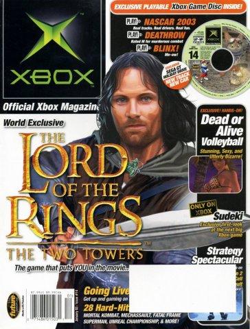 Official Xbox Magazine 014 January 2003