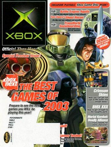 Official Xbox Magazine 015 February 2003