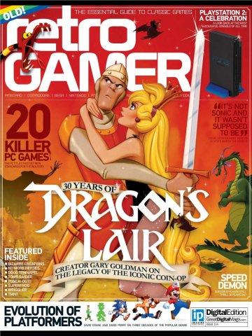 Retro Gamer Issue 114 (April 2013)
