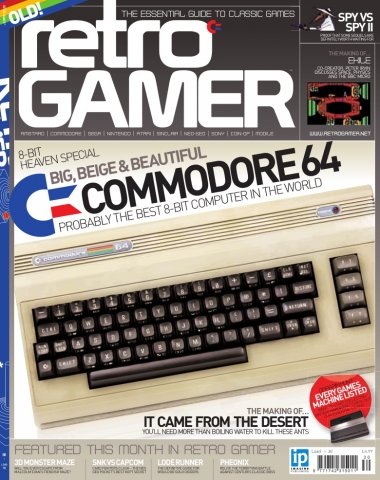 Retro Gamer Issue 030 (November 2006)