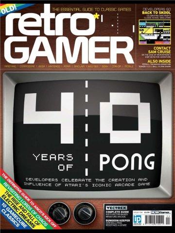 Retro Gamer Issue 104 (July 2012)
