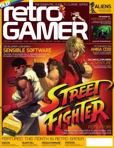 Retro Gamer Issue 033 (January 2007)