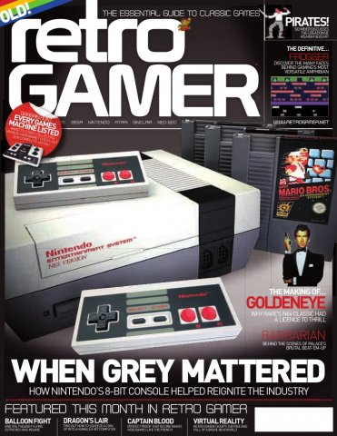 Retro Gamer Issue 038 (June 2007)