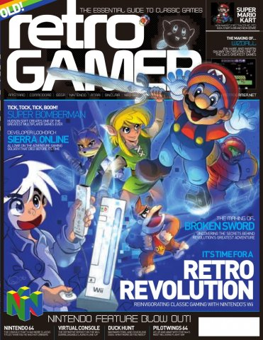Retro Gamer Issue 031 (December 2006)