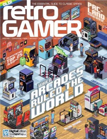 Retro Gamer Issue 127 (April 2014)