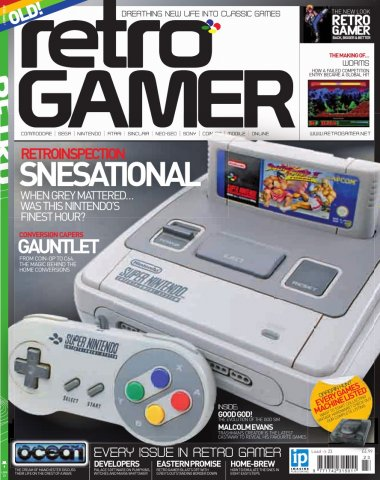 Retro Gamer Issue 023 (April 2006)