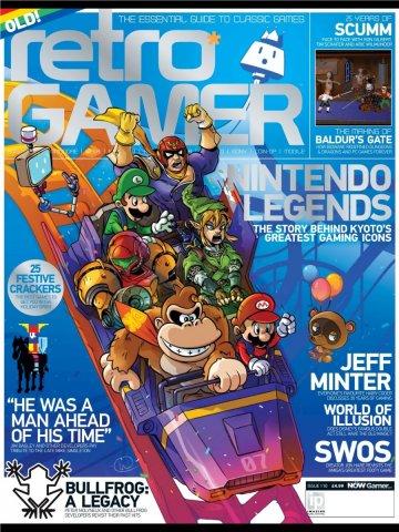 Retro Gamer Issue 110 (Xmas 2012)