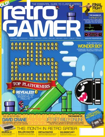 Retro Gamer Issue 037 (May 2007)