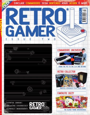 Retro Gamer Issue 002 (March 2004)
