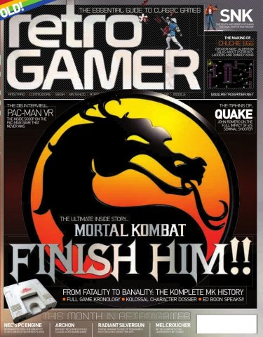 Retro Gamer Issue 040 (August 2007)