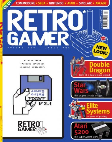 Retro Gamer Issue 013 (May 2005)