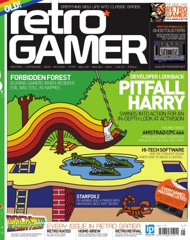 Retro Gamer Issue 025 (June 2006)