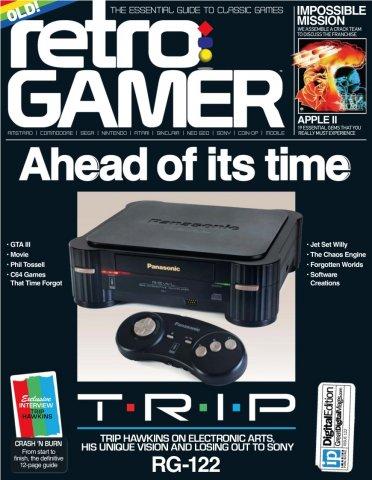 Retro Gamer Issue 122 (December 2013)