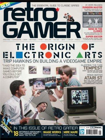 Retro Gamer Issue 105 (August 2012)