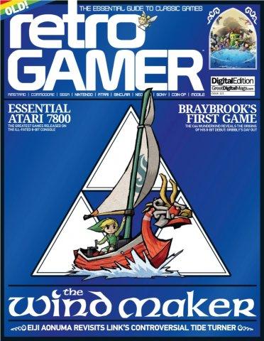 Retro Gamer Issue 121 (November 2013)