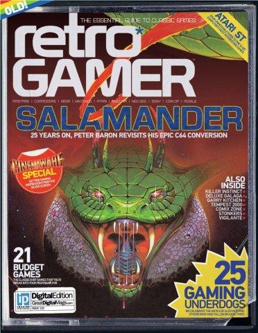 Retro Gamer Issue 123 (Xmas 2013)