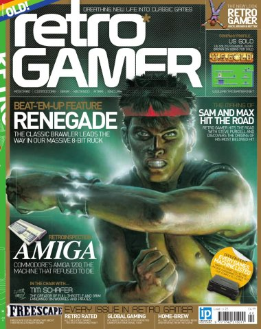 Retro Gamer Issue 022 (March 2006)