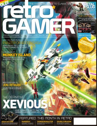 Retro Gamer Issue 034 (February 2007)