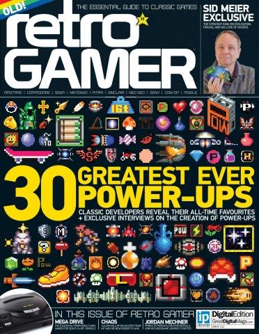 Retro Gamer Issue 112 (February 2013)