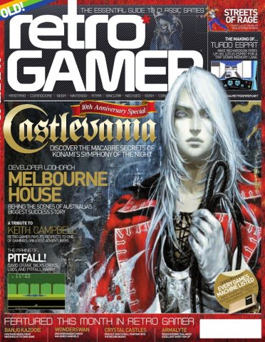 Retro Gamer Issue 036 (April 2007)