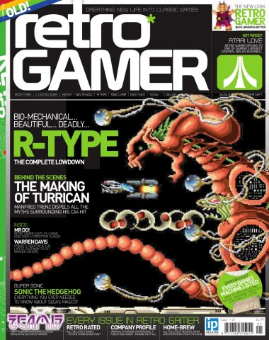 Retro Gamer Issue 021 (February 2006)