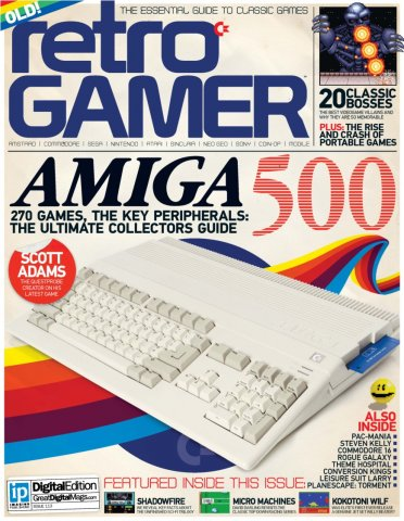 Retro Gamer Issue 113 (March 2013)