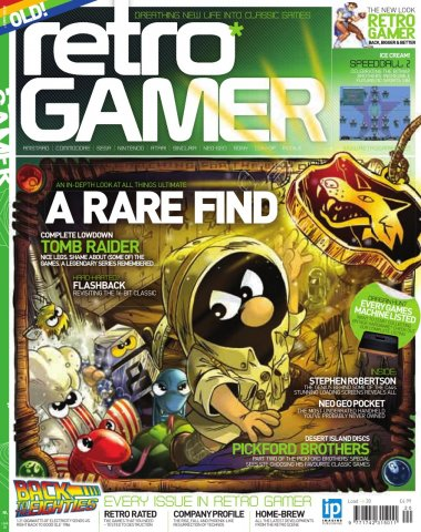 Retro Gamer Issue 020 (January 2006)