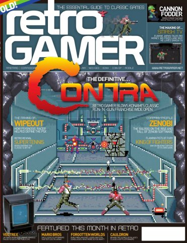 Retro Gamer Issue 035 (March 2007)