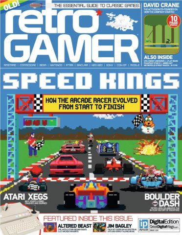 Retro Gamer Issue 124 (January 2014)