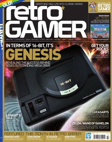 Retro Gamer Issue 027 (August 2006)