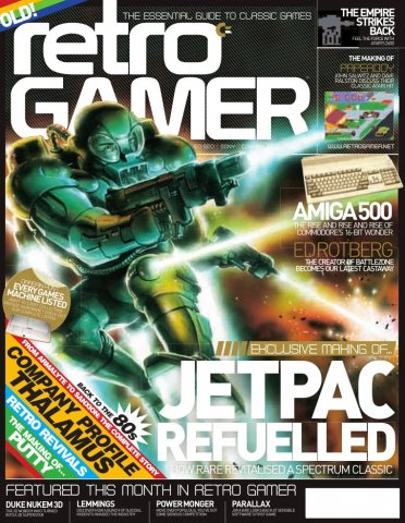 Retro Gamer Issue 039 (July 2007)